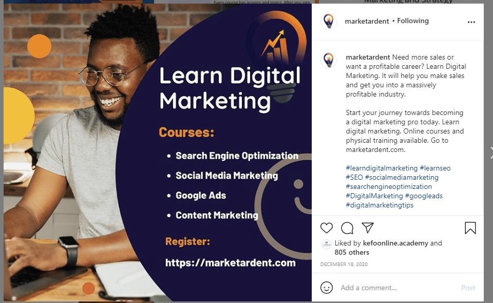 social media marketing digital marketing 101