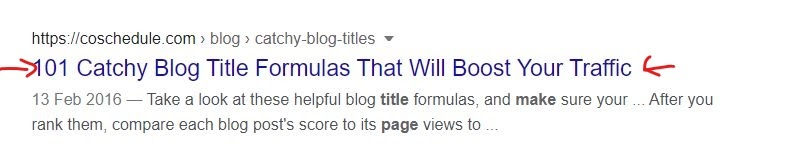 an image of a great title that can increase organic click through rate